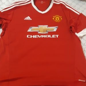 Manchester United climacool Jersey
